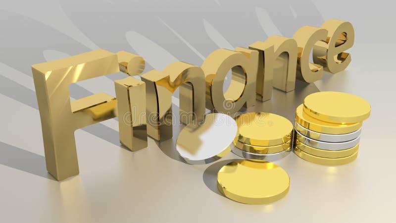 Finance royalty free illustration