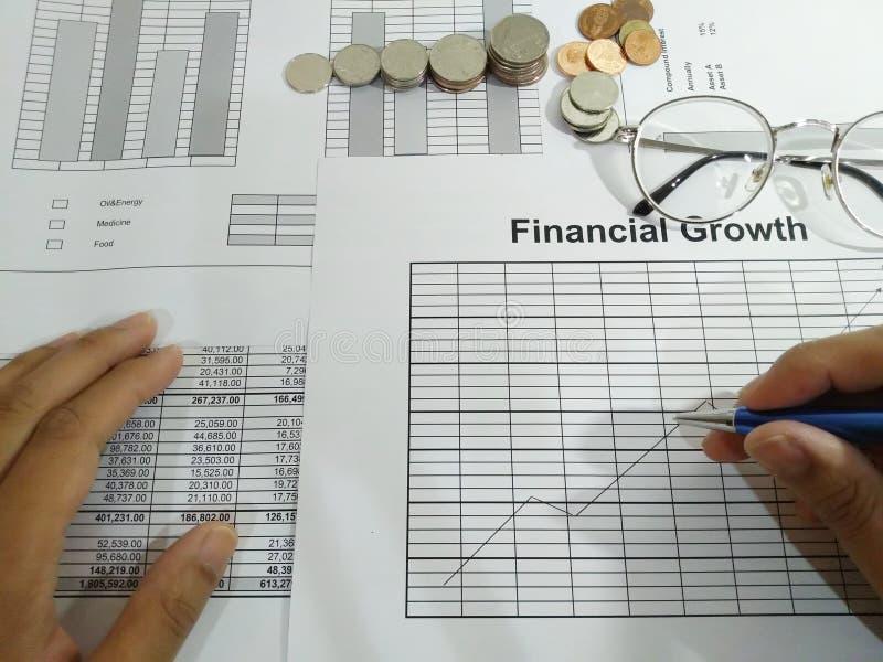 finances photographie stock