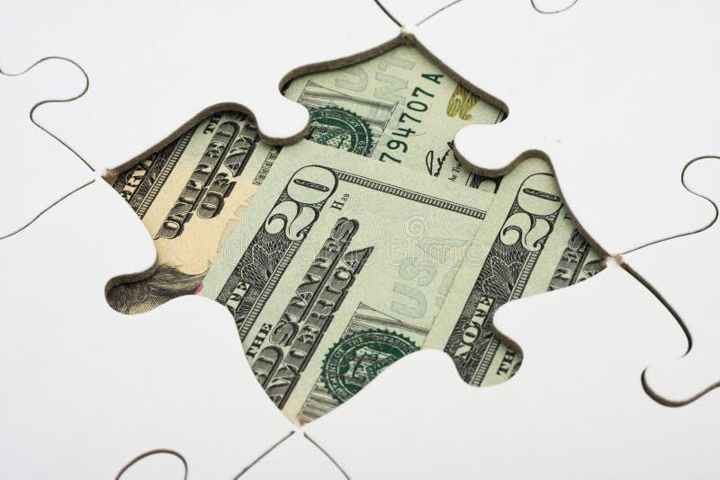 Finances de compréhension image libre de droits