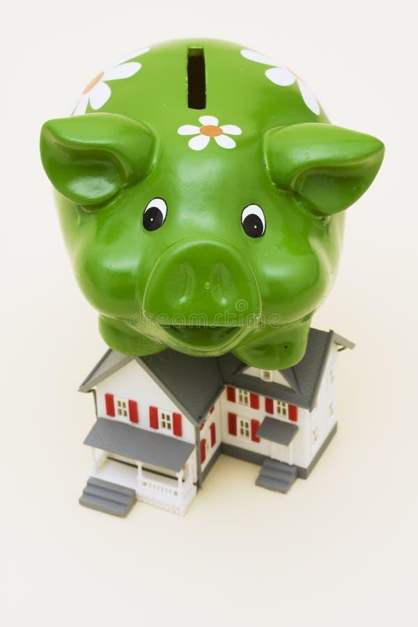Finances de maison image stock