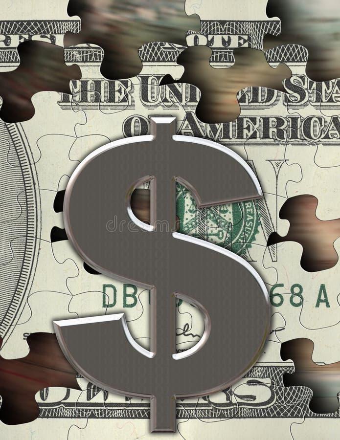 Finances modernes illustration de vecteur