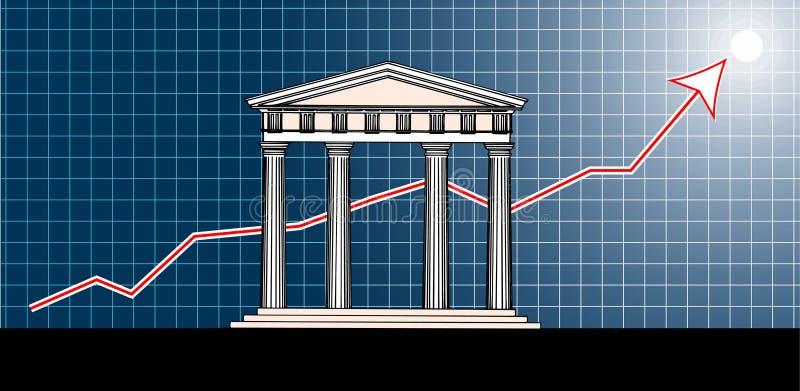 Financevalue lizenzfreies stockbild