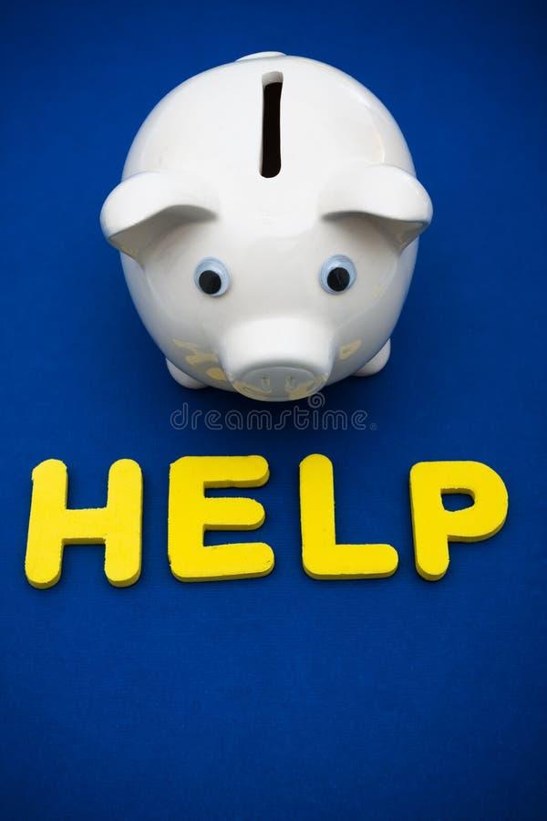 Financiële Hulp stock foto's