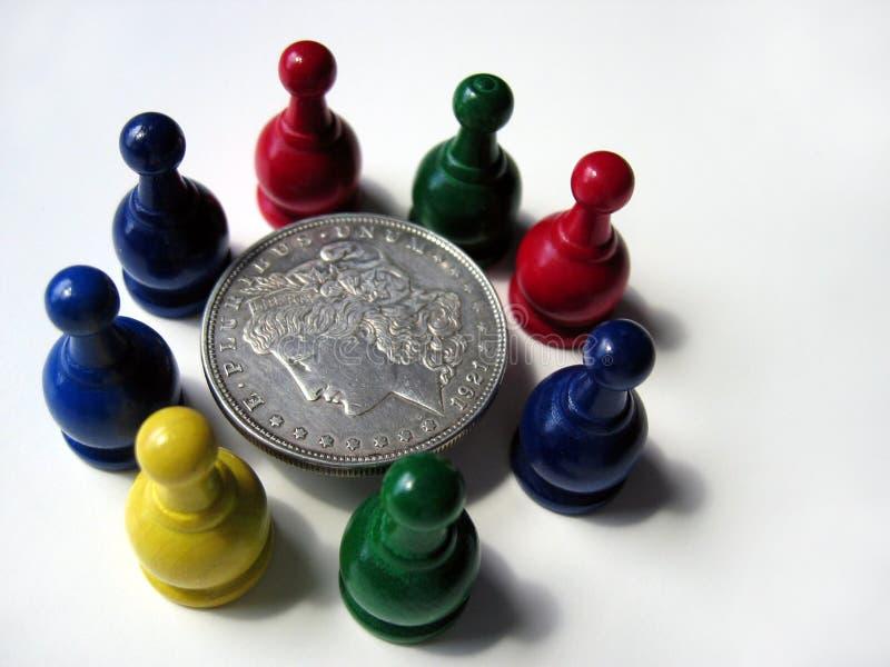 Financiële Planning stock foto's