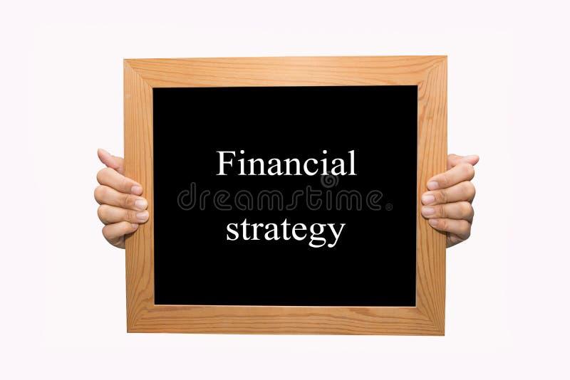 Download Financiële strategie stock afbeelding. Afbeelding bestaande uit basis - 39114353