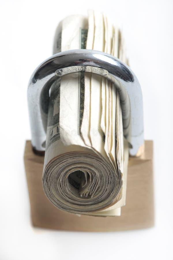 Financiële veiligheid stock foto