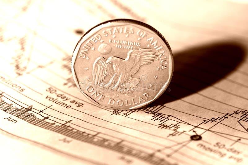 Financiën royalty-vrije stock afbeelding