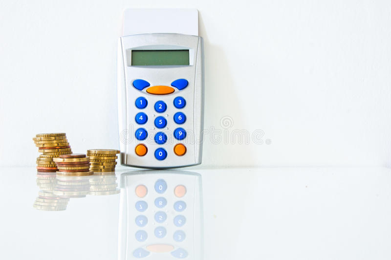 Financial account stock images