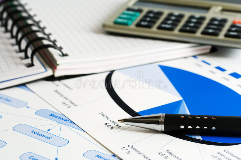 Download Financial accounting stock image. Image of diagram, exchange - 9311955