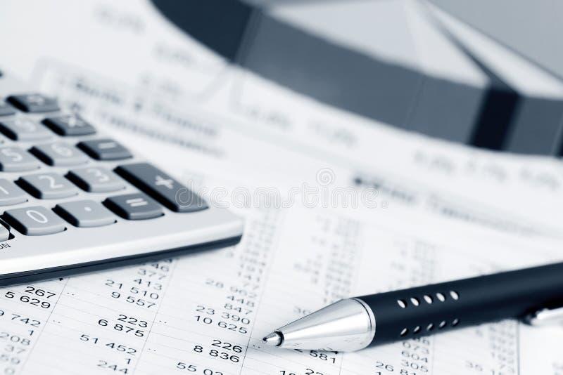 Financial Accounting Stock Market Graphs ysis Stock Photo ...