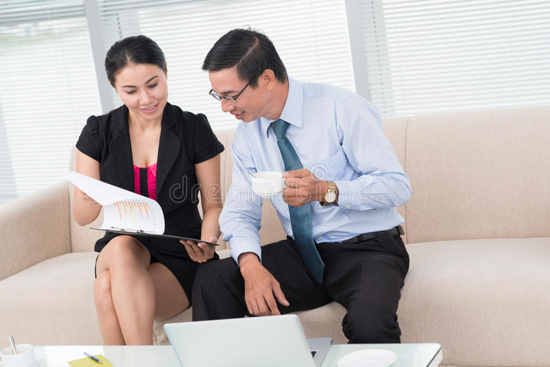 Download Financial advising stock image. Image of document, formalwear - 30961385