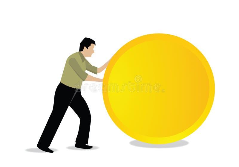 Financial Advisor Royalty Free Stock Photography