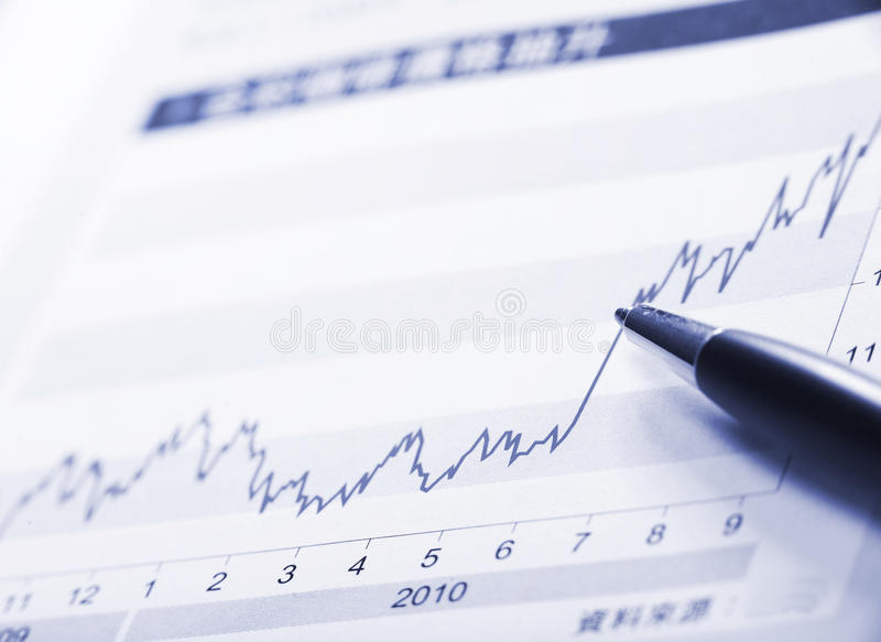 Download Financial analysis stock image. Image of cash, growth - 16638515