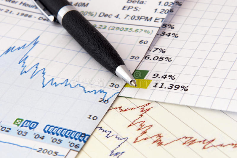Download Financial analysis stock photo. Image of focus, business - 24650584