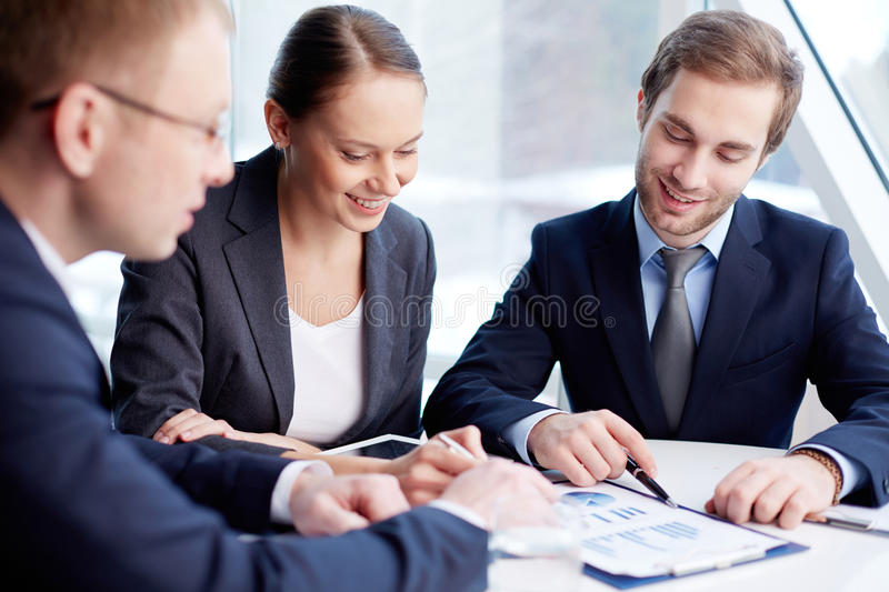 Download Financial aspects stock photo. Image of managers, formalwear - 33211014