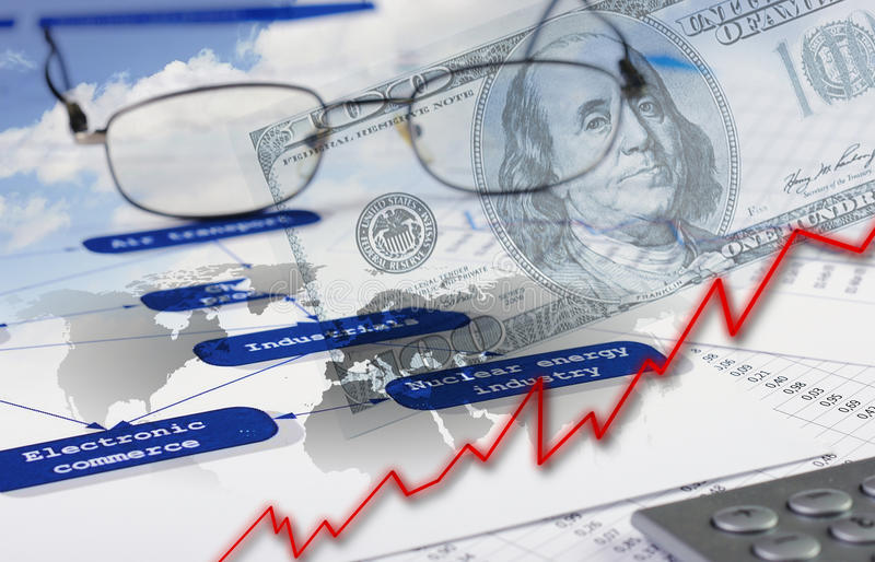 Download Financial And Business Charts And Graphs Royalty Free Stock Image - Image: 22108996