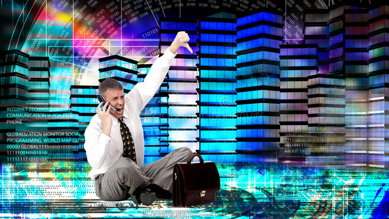 Financial business.Globalization Money. Risk investment stock images