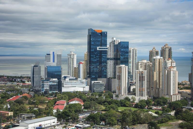 Download Financial Center Of Panama City, Panama Stock Image - Image of cityscape, luxury: 114458201