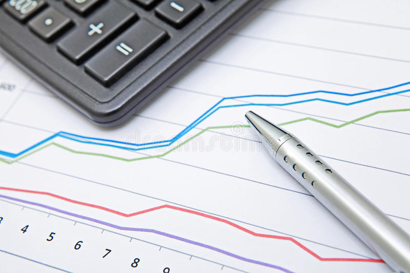 Download Financial charts stock image. Image of concept, closeup - 21317905