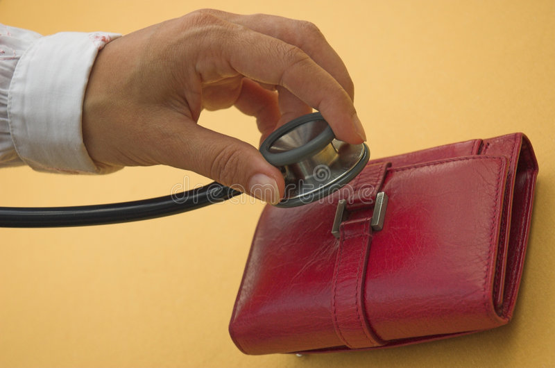 Download Financial Check Up Stock Photo - Image: 1252060