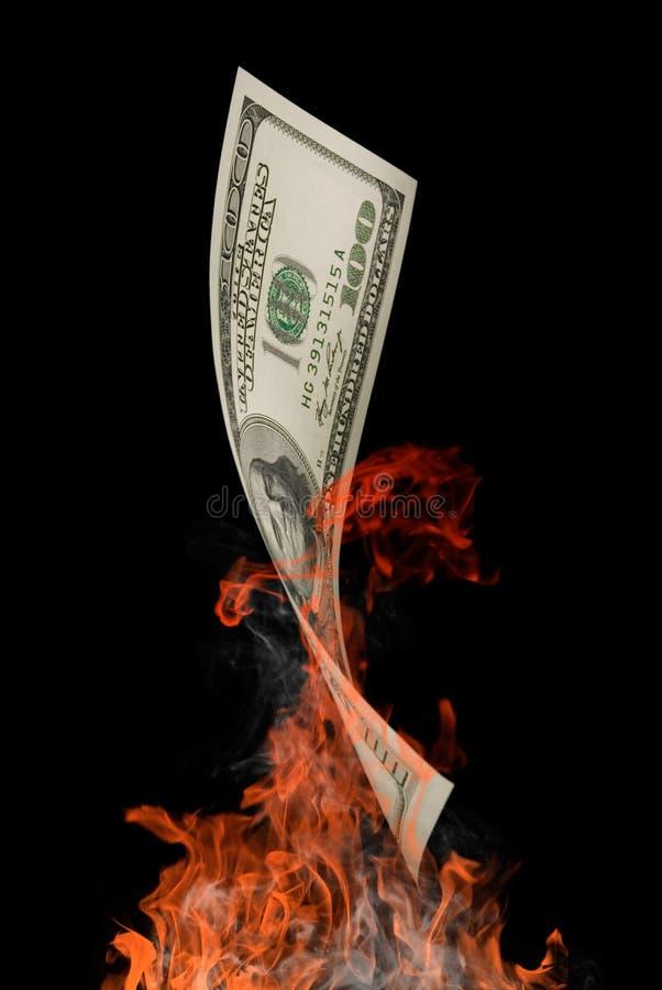 Financial crisis stock photography
