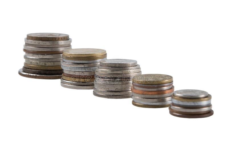 Financial crisis. stock photos