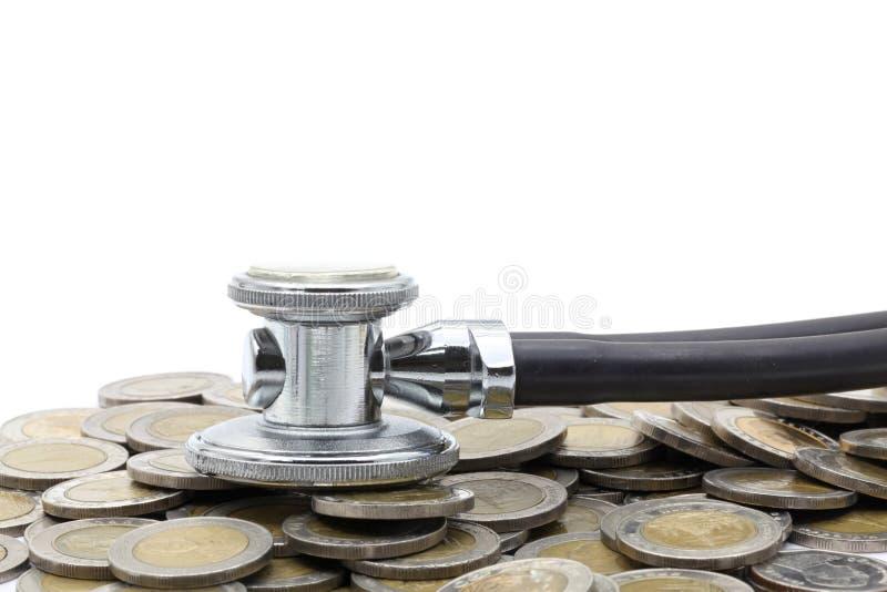 Financial examination healthy concept stock image