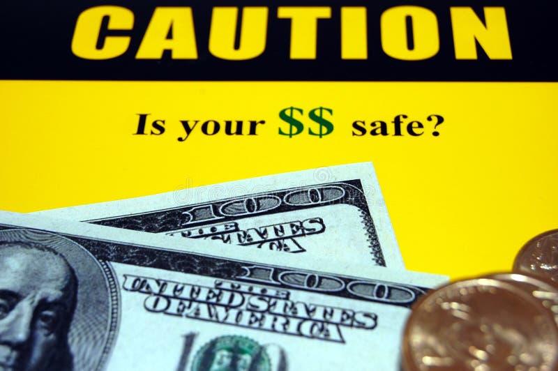 Financial fraud stock photo