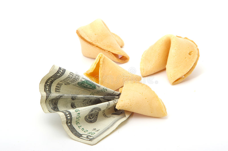 Financial Future stock photography