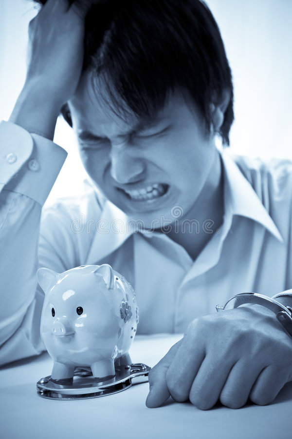 Free Financial Hardship Stock Photography - 8025642