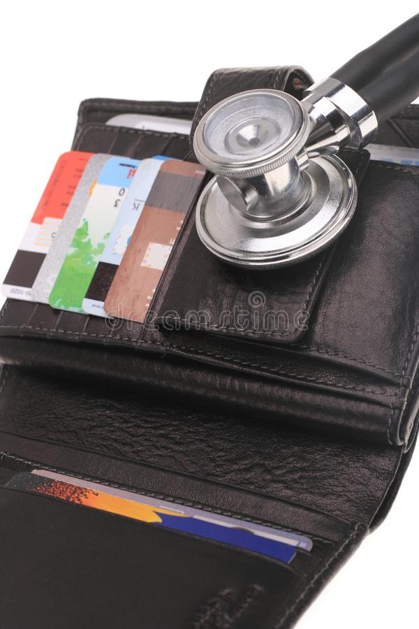 Financial health stock photography