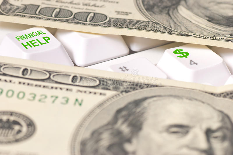 Download Financial help stock image. Image of four, financial - 14901805