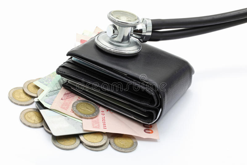 Financial Insurance stock photography