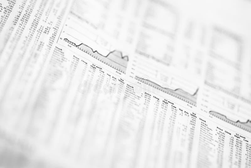 Financial market analysis. Positive charts. Financial market analysis royalty free stock images