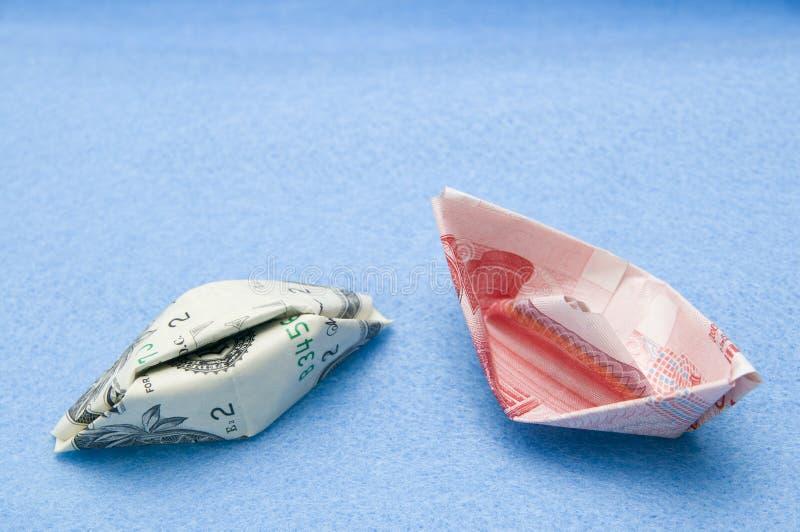 Financial metaphor royalty free stock photography