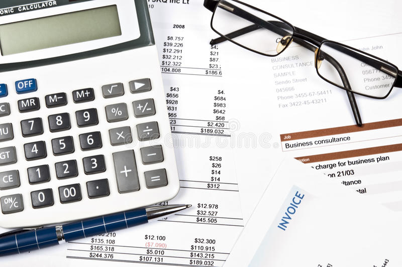 Download Financial Paper Stock Images - Image: 20110714