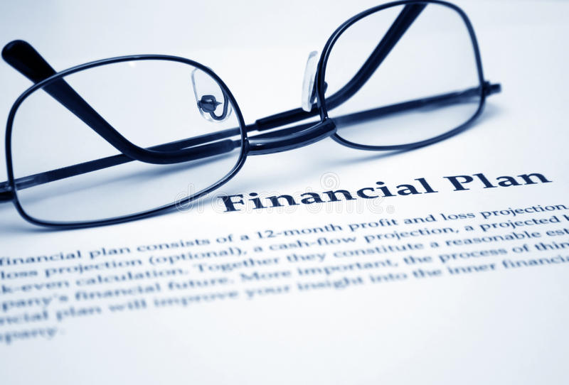 Download Financial  plan stock image. Image of green, communicate - 17674603