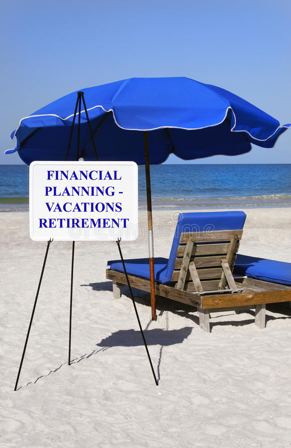 Financial Planning royalty free stock photo
