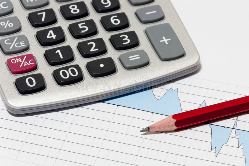 Download Financial Planning With Calculator Stock Photo - Image of concepts, efficiency: 26783666