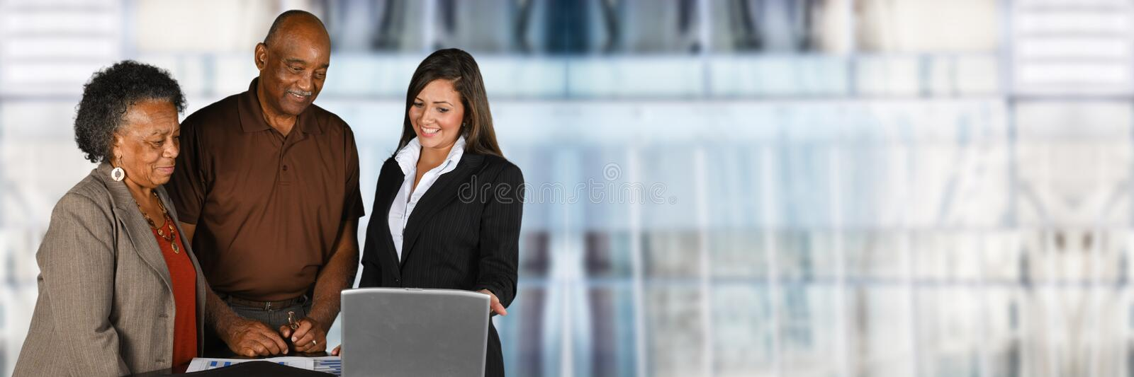 Financial Planning Retirement royalty free stock photo