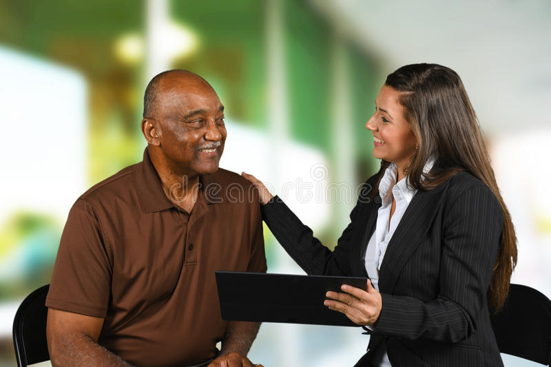 Financial Planning Retirement royalty free stock photos