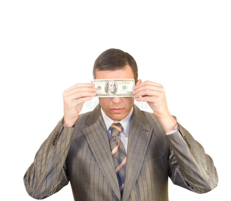 The financial profit royalty free stock photo