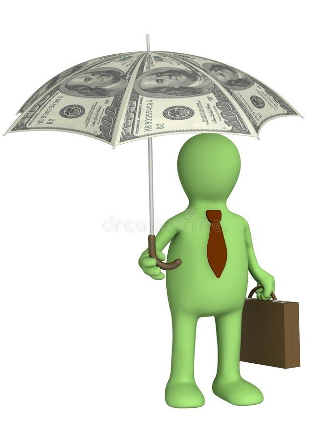 Financial Protection Royalty Free Stock Photos