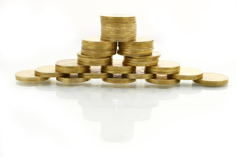 Download Financial Pyramid Stock Images - Image: 8406184