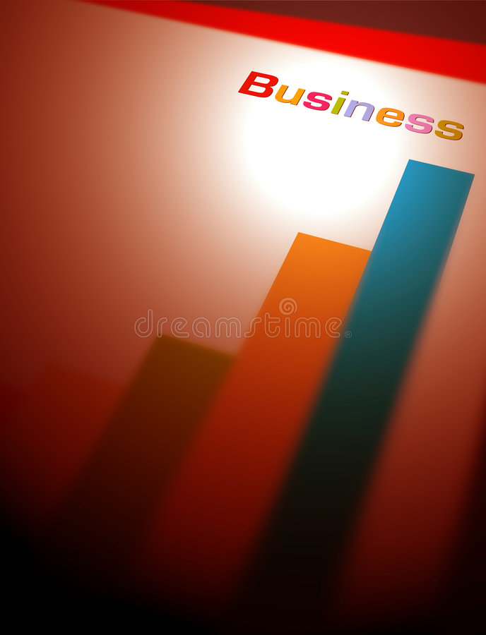 Download Financial report stock illustration. Image of earnings - 4667914