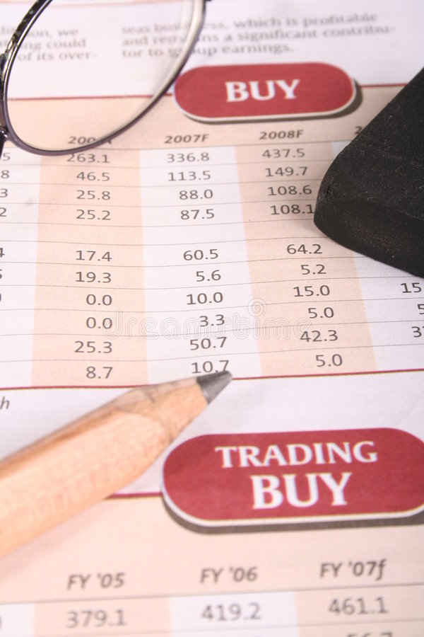 Download Financial Stock Market Stock Image - Image: 4171081