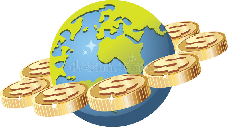 Financial World Stock Images