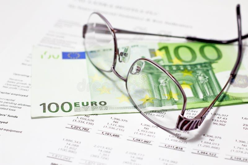 Financie o dinheiro fotografia de stock royalty free