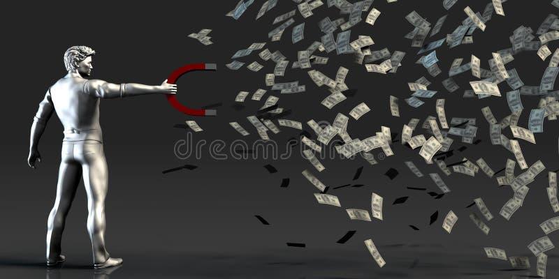 Financieel Beheer vector illustratie