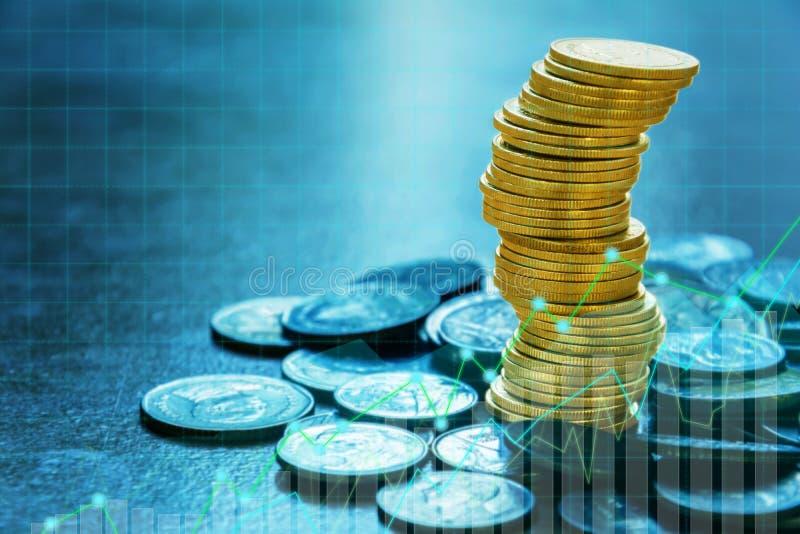 Finans- och investeringbegrepp royaltyfri fotografi